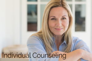 individual counseling labeled